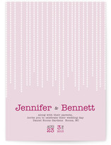 Star Dust Wedding Invitations