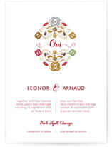 Bagatelle Wedding Invitations