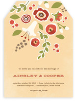Summer&#039;s End Wedding Invitations