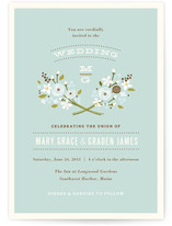 Harvest Moon Wedding Invitations