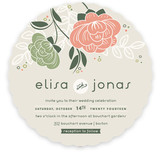 Breezy Bouquet Wedding Invitations