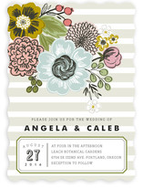Seed Packet Wedding Invitations