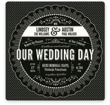 Cosmopolitan Roaring 20's Wedding Invitations