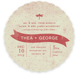 Twinkle Wedding Invitations