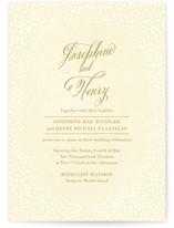 Baby&#039;s Breath Wedding Invitations