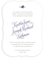 Heartthrob Wedding Invitations