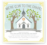 Going to the Chapel