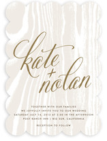 Big Sur Wedding Invitations