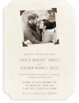 Moment in Time Wedding Invitations