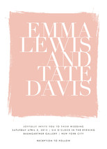 Gallery Hopping Wedding Invitations By annie clark