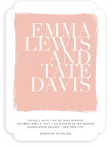 Gallery Hopping Wedding Invitations