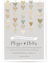 Love Letters Wedding Invitations