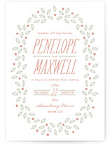 Sweet Berries Wedding Invitations