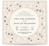 Grenadille Bleue Wedding Invitations