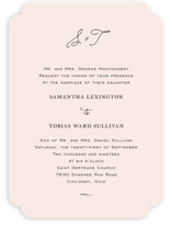Estate Wedding Invitations