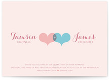 Total Love Wedding Invitations