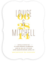 Simply Us Wedding Invitations