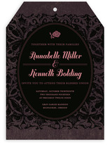 Solstice Wedding Invitations