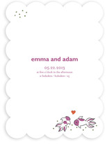 Koi Wedding Invitations