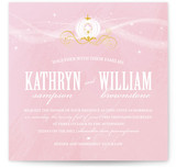 Cinderella Wedding Invitations
