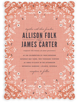 A Midsummer Night&#039;s Dream Wedding Invitations