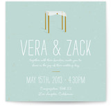 Chuppah Wedding Invitations
