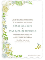 Fling Wedding Invitations
