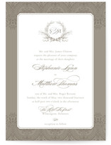 Formalities Wedding Invitations