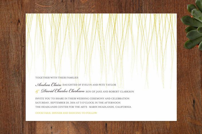 Goldshine Wedding Invitations