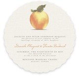Apple Harvest Wedding Invitations
