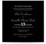 Wedding Type Wedding Invitations