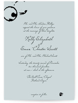Classic Inkwell Wedding Invitations