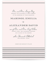 Gramercy Wedding Invitations
