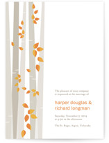 Into the Woods Wedding Invitations