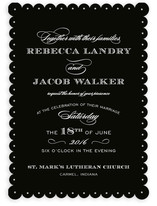 Soiree Wedding Invitations