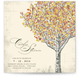 Cherry Blossom Wedding Invitations