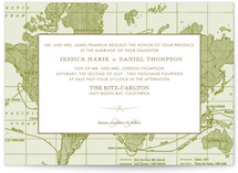 Edenbridge Wedding Invitations