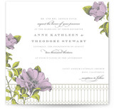 Flore Wedding Invitations