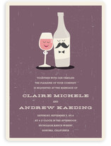 Little Wine Charmers Wedding Invitations