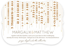 WILLOW TREE Wedding Invitations