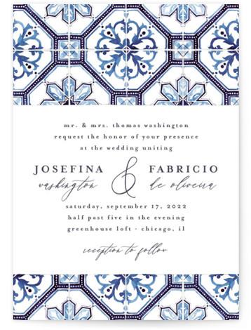 watercolor azulejo