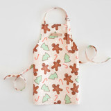 Gingerbread Personalizable Children's Aprons