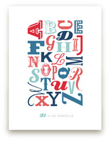 Know Your Letters by Blixa 6 Studios