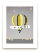 Exploration Destination Art Prints
