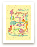 Jonathan&#039;s Funny Animals Art Prints