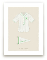 Pastime Art Prints
