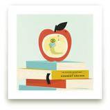 Be a Bookworm Art Prints