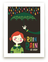 Rainy Day Art Prints