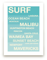 Surf Hot Spots by Jennifer Cooper