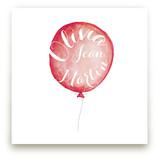 Calligraphy Balloon